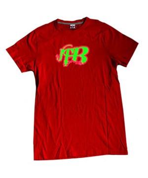 【JTB】JTB LOGO TシャツB【レッド】【再入荷】イタリアンウェア【送料無料】《M&W》