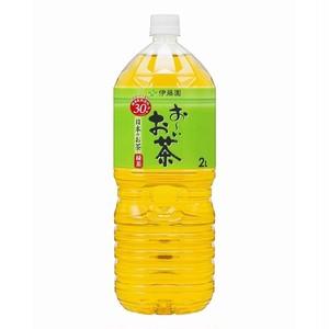 伊藤園 お〜い お茶緑茶 2000ml