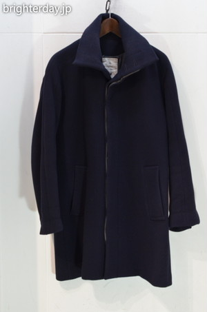BLACK&BLUE ウールコート