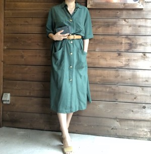 Burberry Silk Onepiece 【Vintage  product】