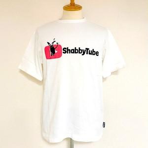 Shabby Tube T-shirts Off White