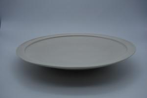 山本亮平 磁器8寸皿 1
