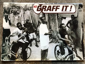 GRAFF IT ! ISSUE 5