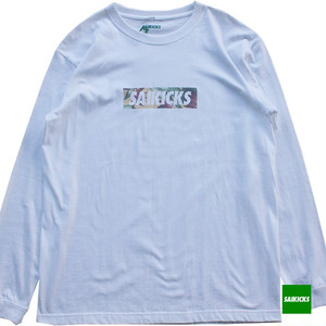 SAIKICKS FLOWER BOX LOGO L/S TSH