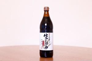 【camecameセレクト調味料】マルシマ 生しょうゆ / 900ml