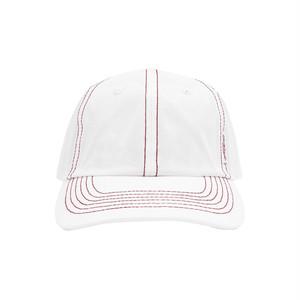 YARDSALE / STITCH CAP -WHITE-