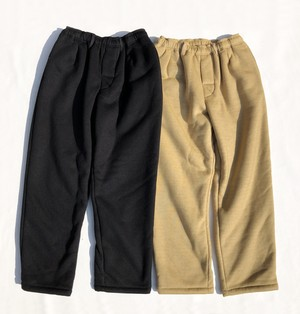 COMFORTABLE REASON, Boa Fleece Slacks