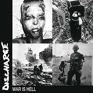 DISCHARGEディスチャージ/WAR IS HELL