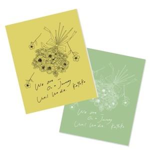 【GOODS】手向けの花束ミラー