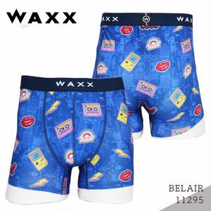 【WAXX】BELAIR / ベルエア メンズ ボクサー パンツ 11295