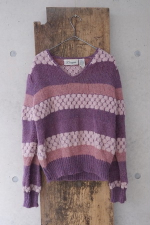 scent of dream knit sweater.