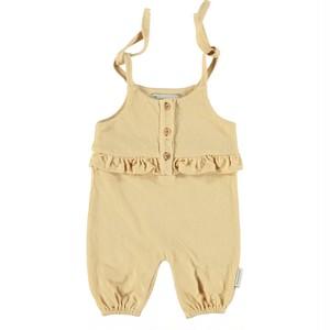 【piupiuchick】Jumpsuit . jersey sand (SS21.FLP2104)