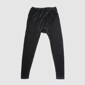 COCOONA SKINWEAR フルレギンス ブラック Size2