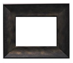 額縁アンティークおしゃれフレームA-44033(黒) 額縁寸法120mm×90mm 窓枠寸法108mm×78mm2mmアクリル/裏板付/ /壁掛け用/箱なし/卓上用スタンドは、付いておりません