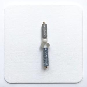 Odd Number Piece / Earrings 017