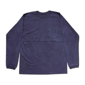 Good On グッドオン L/S POCKET CREW TEE GOLT1306P P-NAVY ネイビー ロングスリーブポケットクルーTシャツ ロンT カットソー COTTONUSA