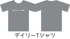トライブレンドTシャツ Men's ヘザーグレー