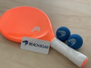 【再入荷】BEACH BOAR - PERFORMANCE FIRE(オリジナルボール×2 ステッカー付)カラー:オレンジ #高品質