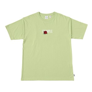 EXAMPLE ROSE S/S TEE / LIME