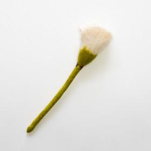 roseflower on stick(WH)(outlet)