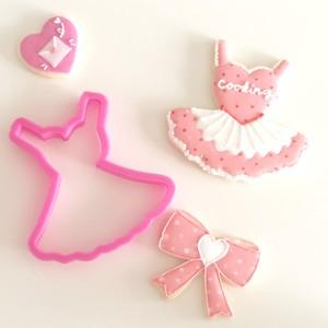 エプロン♡バレンタイン【クッキー型】