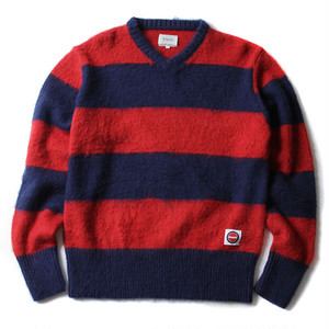 FUCT SSDD MOHAIR V NECK SWEATER 41002(モヘアセーター)ファクト 4303