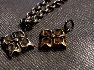 """""""Lilac""""Pendant / Brass"""