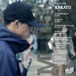 MOL53/STREET ALBUM【KAKATO】2014未発表作品