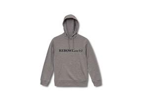 REBOWL.co定番ロゴ プルオーバーパーカ
