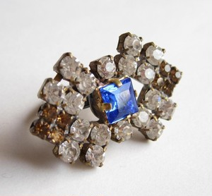 TheDelight antique Czech stone ring(アンティーク チェコ ストーン リング)⑥