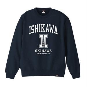 ISHIKAWA CITY CREW NECK SWEAT