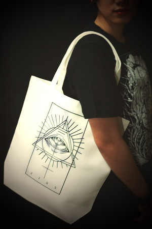 """CONNECT""Tote Bag"