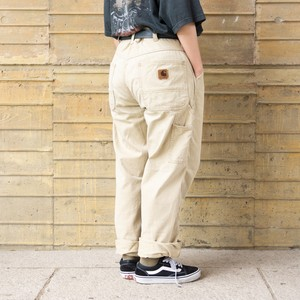 carhartt painter pants beige