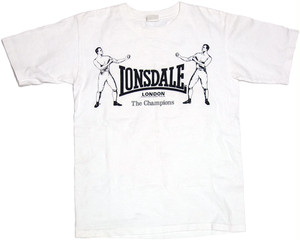 88s LONSDALE T-SHIRT