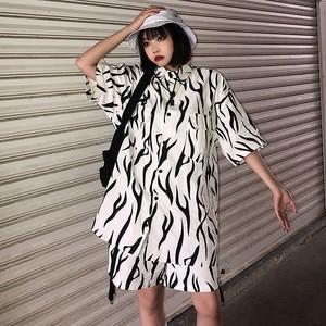 【セットアップ】ファッションカジュアルおしゃれプリント2点セット31644033