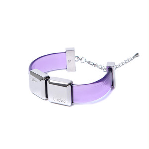 C+U KEY BRACELET [ PURPLE ]