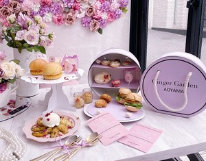 """HOME """"Earl Gray peach And Rose"""" AFTERNOON TEA"""