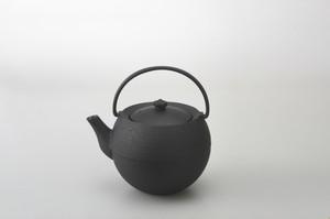 ティポット・丸玉・L 黒