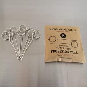 Merchant & Mills / provision pins