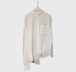 ASYMMETRY SHIRTS