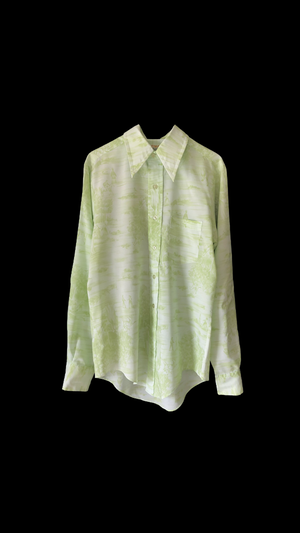 70s polyester shirts