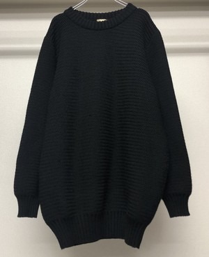 1980s ALAIA PARIS OVERSIZED JUMPER