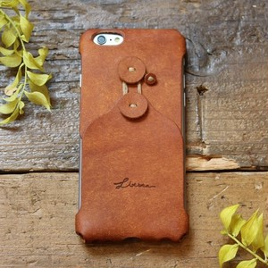 iPhone Dress for iPhone6/6s / CAMEL (プエブロ)
