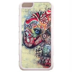 アメリカ の キュート エレファント iphone 5 5S ケース アイフォン ファイブ カバー 象さん お鼻 ファッション リーダー 海外 ブランド