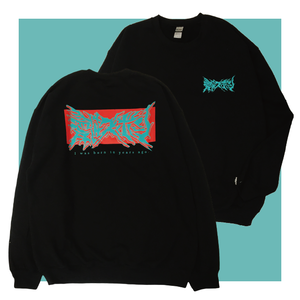 NEW LOGO SWEAT / BLACK