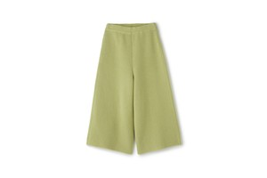 H/C WIDE PANTS - [LIGHT GREEN]