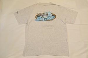 USED METOLIUS RIVER LODGES Fishing T-shirt -Large 01005