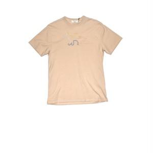 Maison Kitsune Rainbow Profile Fox T-Shirt