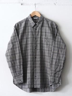 FUJITO B/S Shirt Check,Stripe