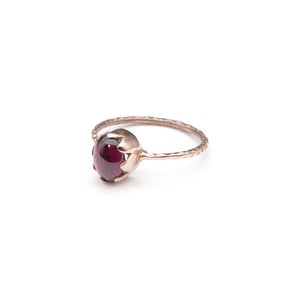 SINGLE PETIT STONE NON-ADJUSTABLE RING 037